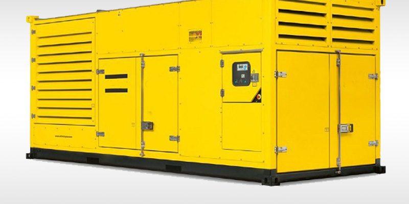 800kw rental generator