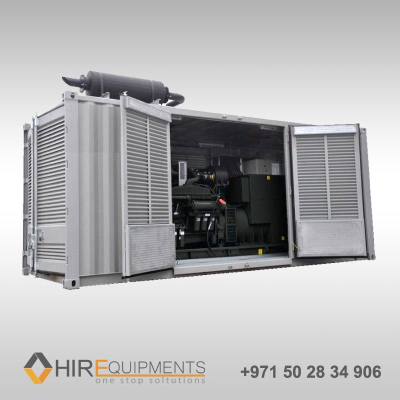 1500kva Rental Generator