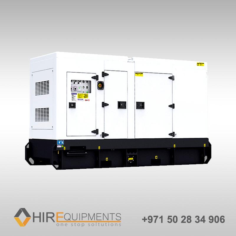 150kw generator rental