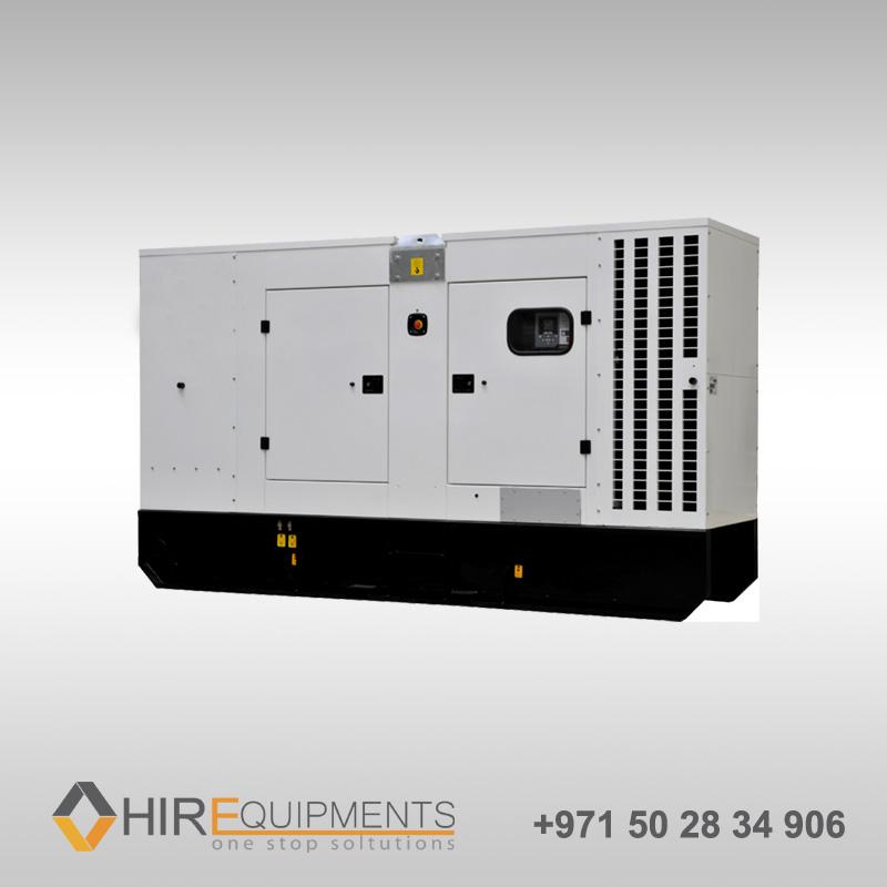 200kva hire generator in uae