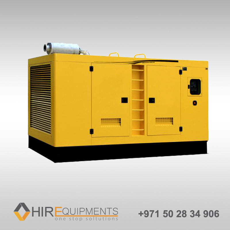 hire 350kw generators